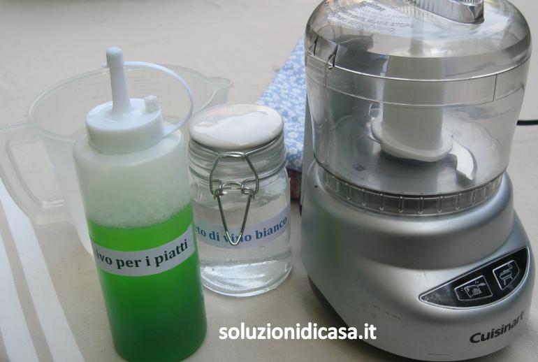 Come pulire il frullatore