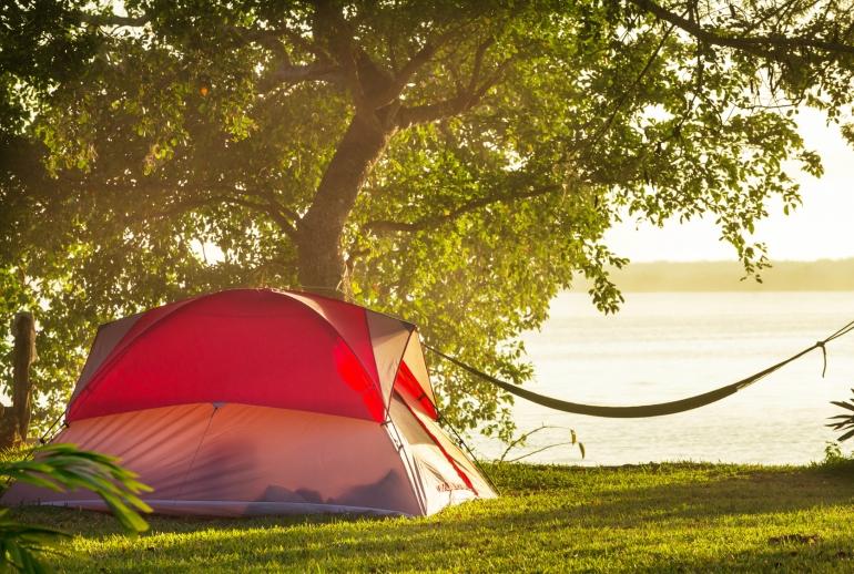 Come pulire la tenda da campeggio