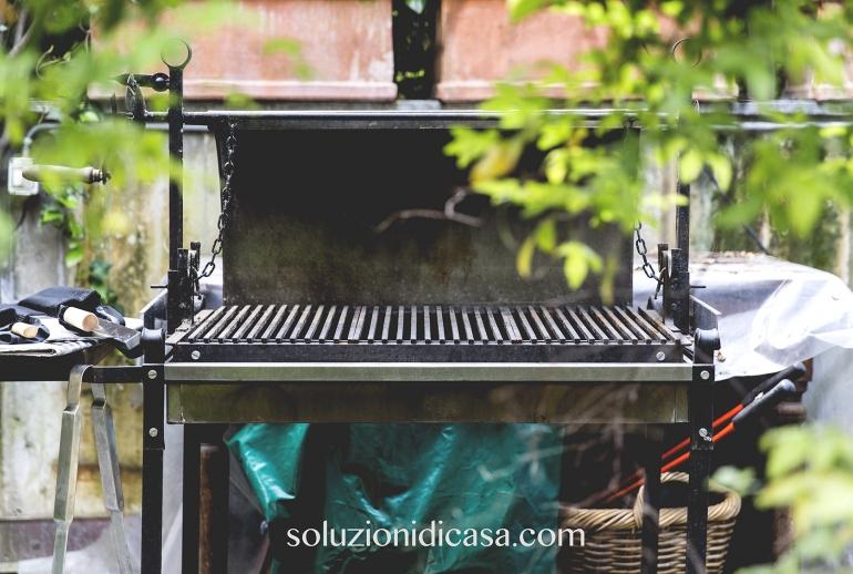 errori al barbecue
