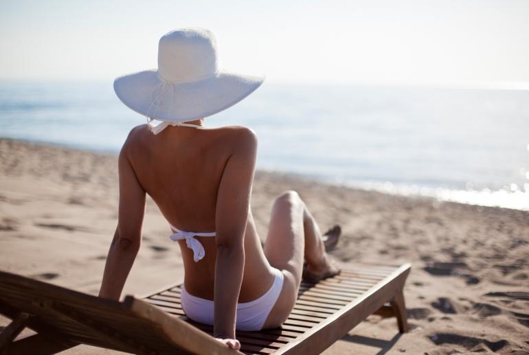 Cinque cose da non fare quando si prende il sole