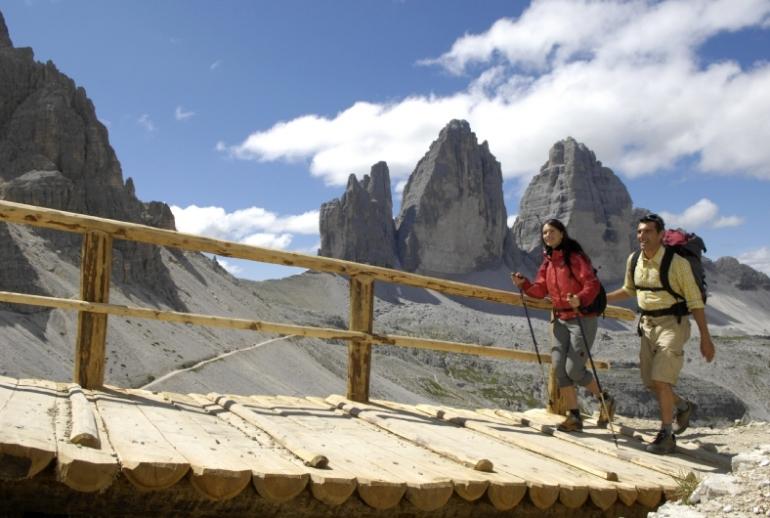 Escursioni in montagna cinque cose da non fare