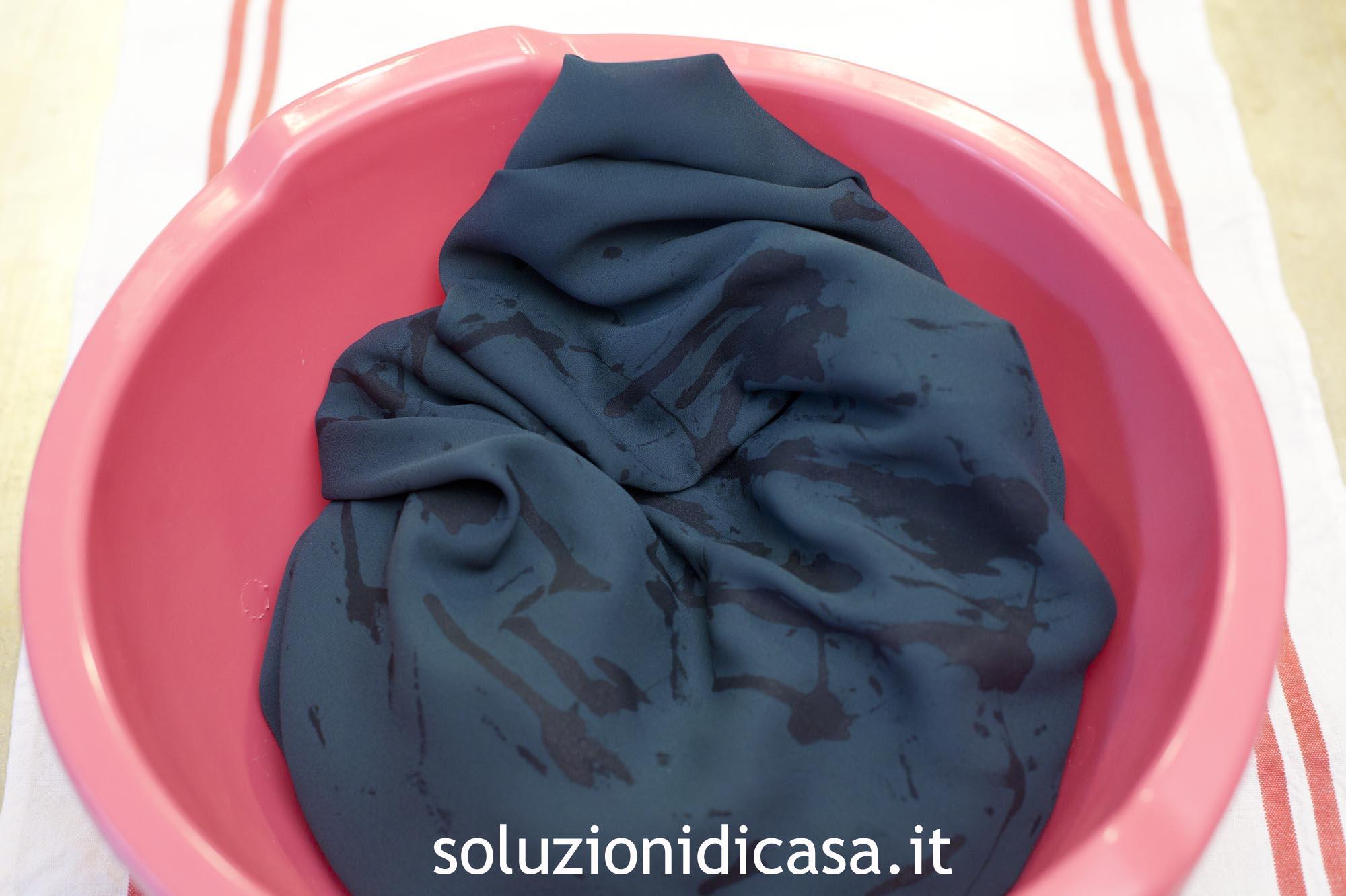 come fare il lavaggio a mano