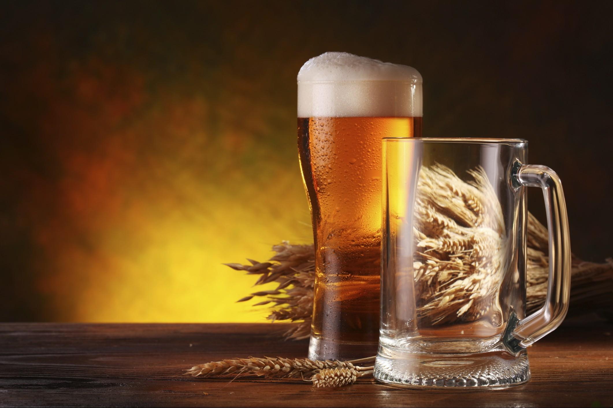 Le proprietà della birra