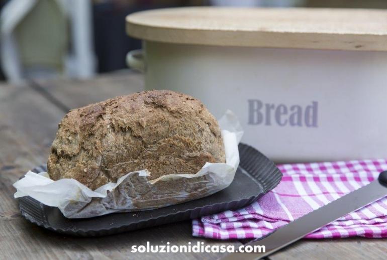 come fare il pane in casa per risparmiare