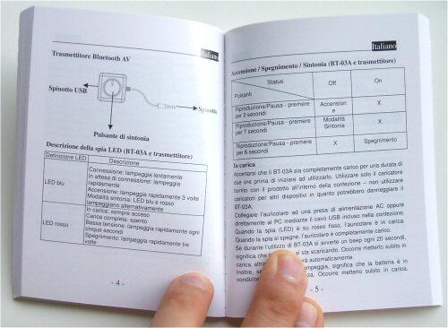 Come organizzare i manuali di istruzioni e garanzia