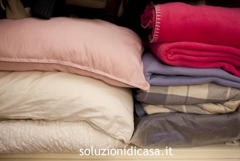 Come riutilizzare le vecchie coperte