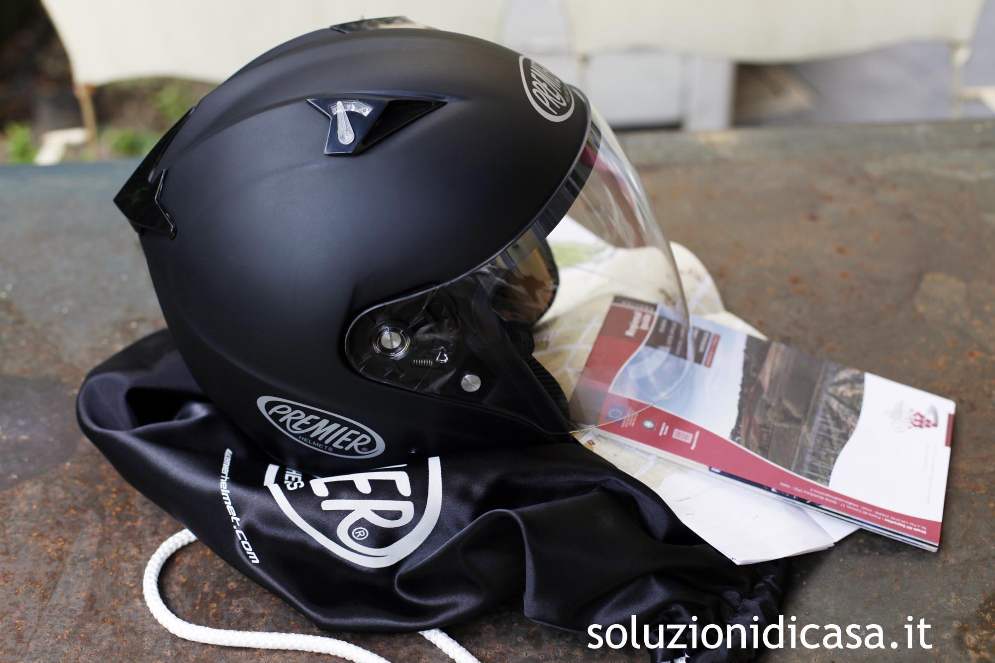 ome pulire il casco dentro e fuori