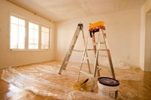 come pulire i pavimenti dalle macchie di pittura