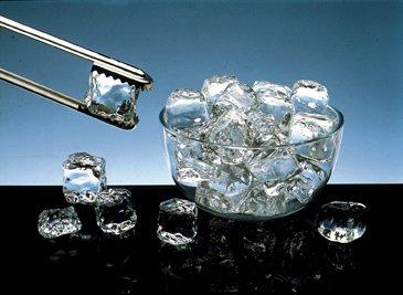 Come fare il ghiaccio trasparente