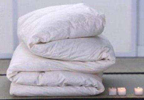 Come togliere le macchie dalle coperte