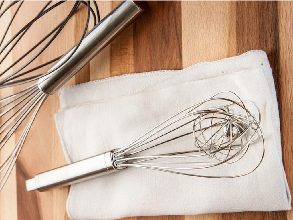 Come usare le diverse fruste da cucina