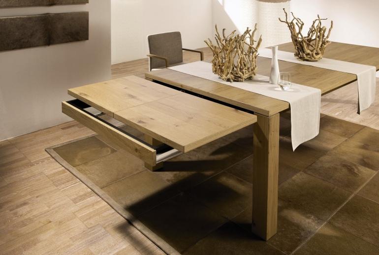 Come ingrandire la tavola