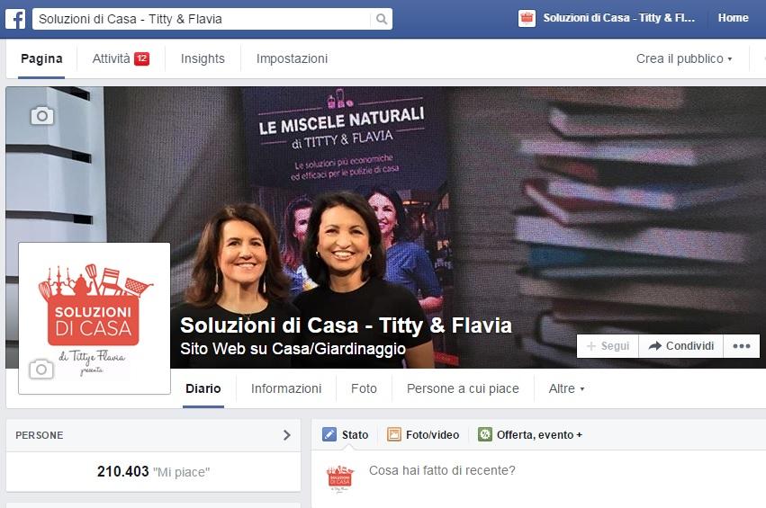 come pulire la bacheca di Facebook