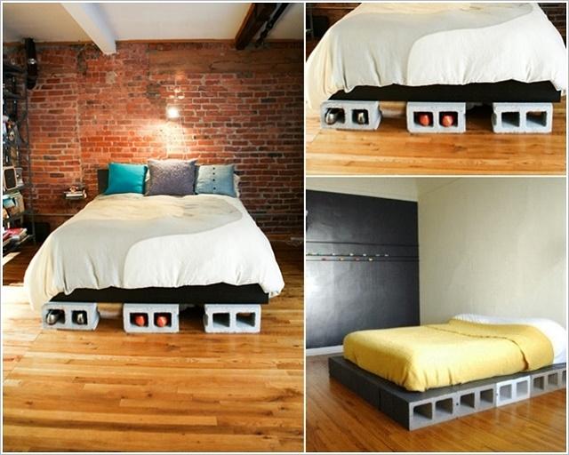 come realizzare mobili di mattoni