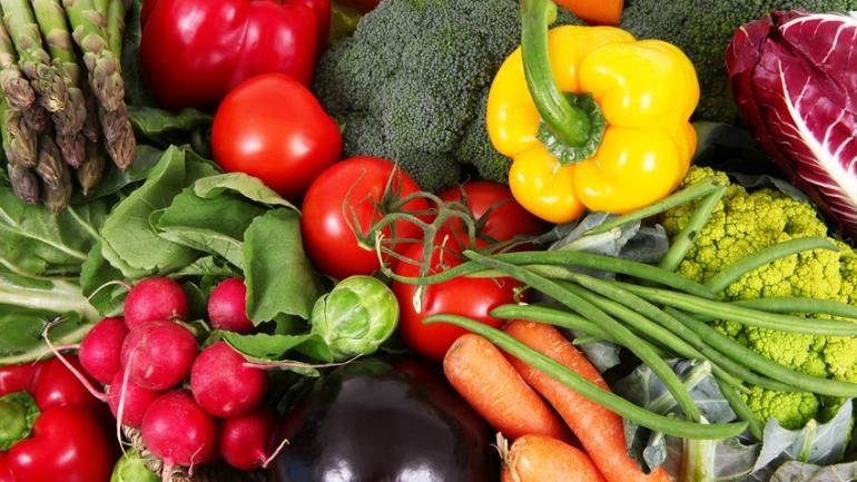 le verdure di stagione
