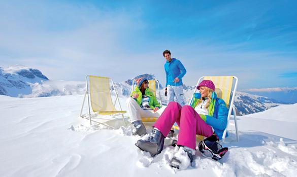 proteggersi da sole e freddo in montagna