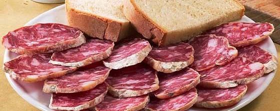 come conservare il salame