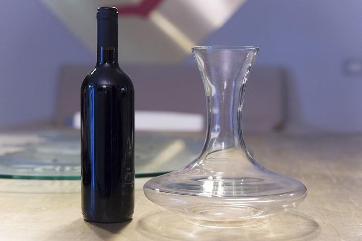 come servire il vino