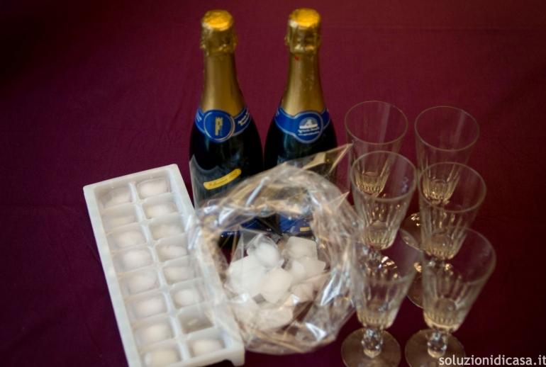 come regalare il vino freddo