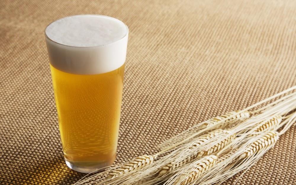 come eliminare la macchia di birra
