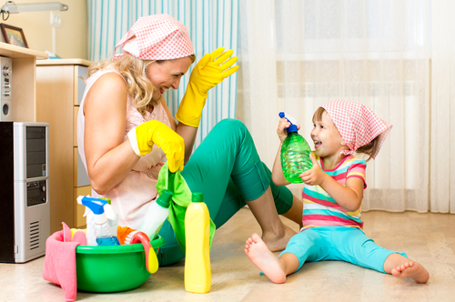 come insegnare economia domestica ai ragazzi