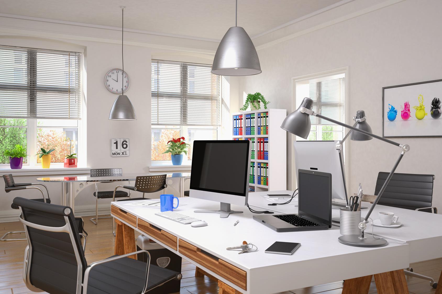 come pulire le sedie da ufficio