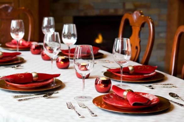 come organizzare un pranzo di Natale economico