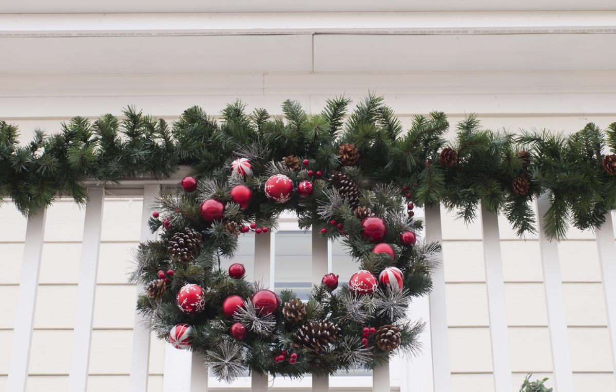 Addobbi Natalizi Balconi.Come Decorare Il Balcone Per Natale Soluzioni Di Casa