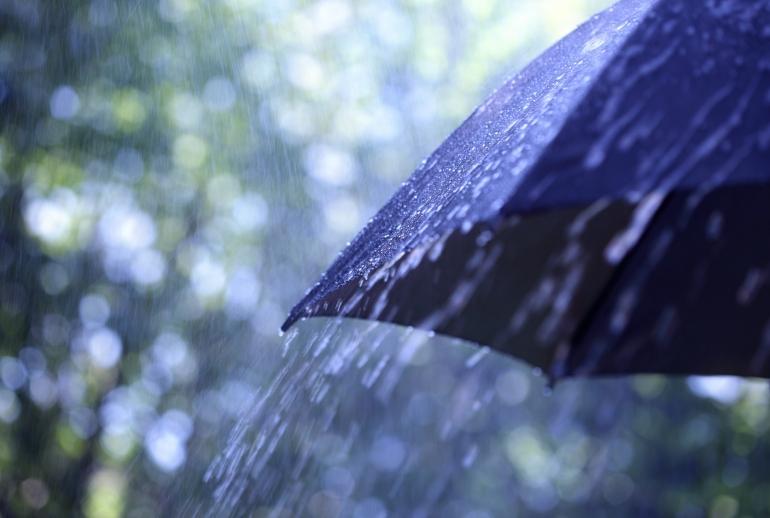 come pulire gli ombrelli